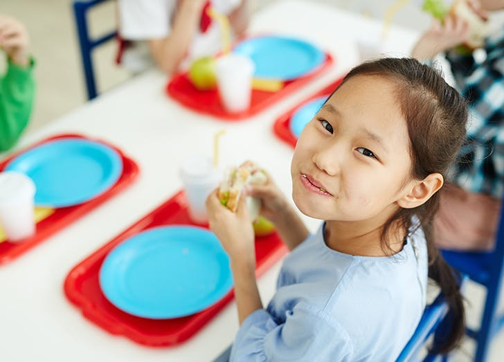 Elementary School 'Share Tables' Are the Best Thing to Happen to School Lunches