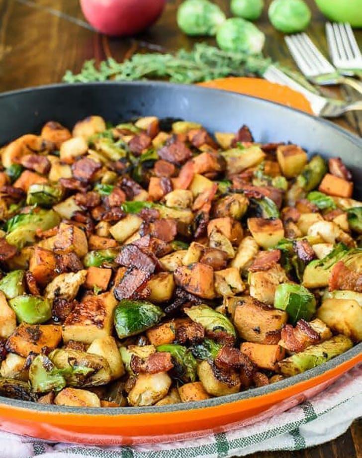 harvest chicken skillet recipe 921