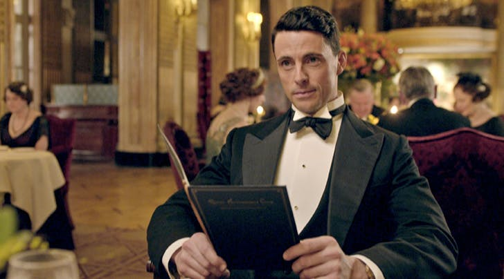 Matthew Goode Confirmed He Will Return as Henry Talbot in 'Downton Abbey' Movie - PureWow