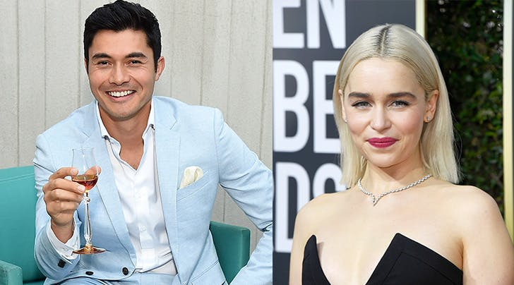 Christmas Comes Early: Henry Golding & Emilia Clarke Sign on to Star in New Holiday Movie