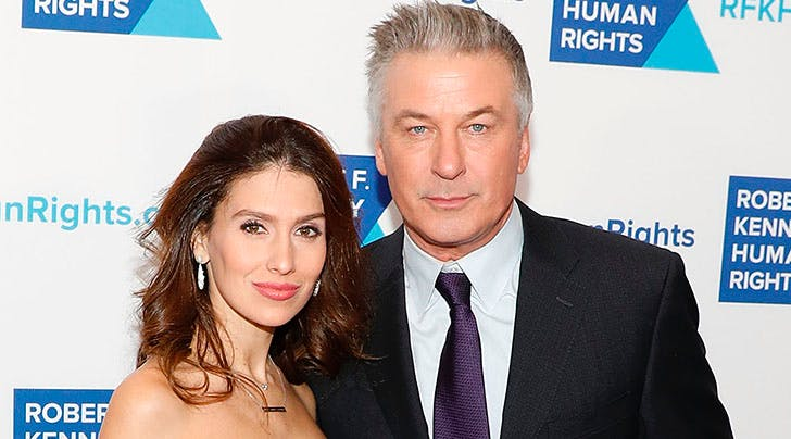 Alec & Hilaria Baldwin Switched Baby Names at the Last Minute & Now Their Kids Are Confused