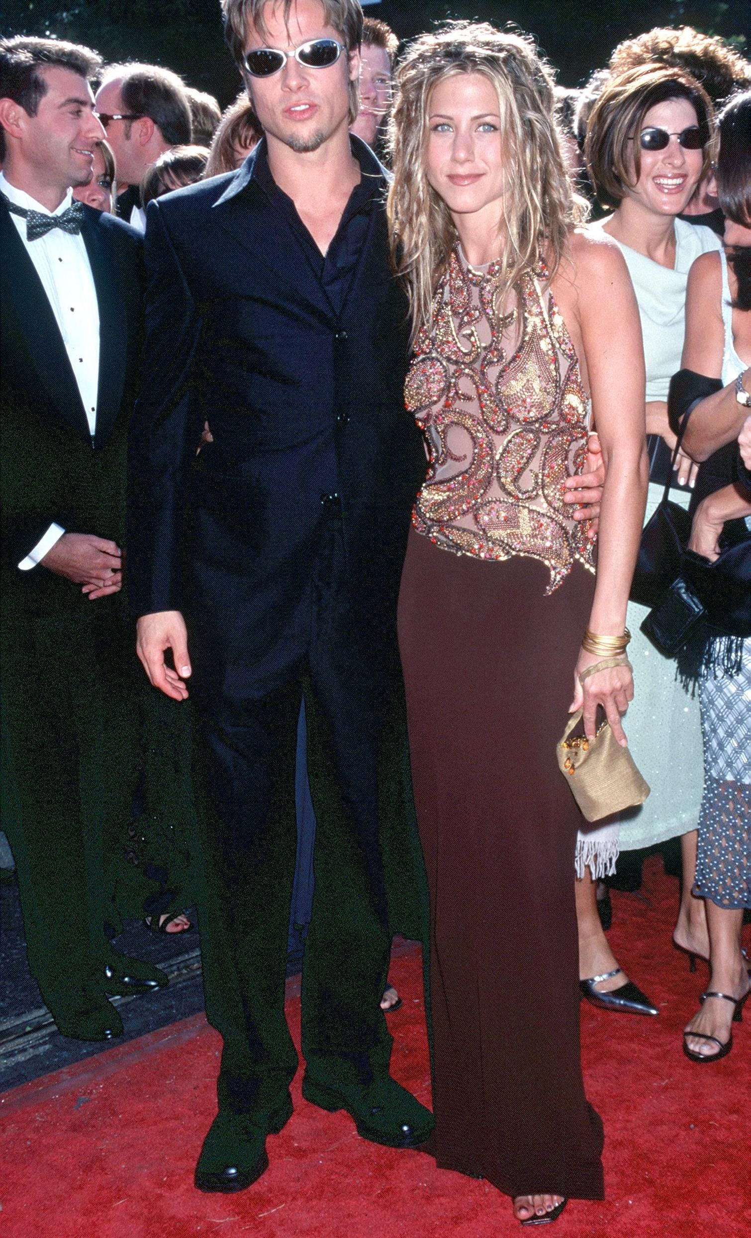jennifer aniston at the 1999 emmys