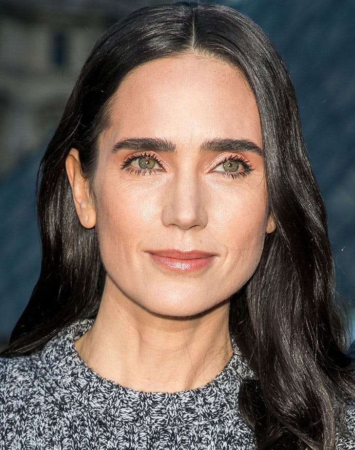 jennifer connelly eyebrows