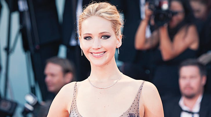 Jennifer Lawrence Apparently Had a Secret Social Media Account All Along