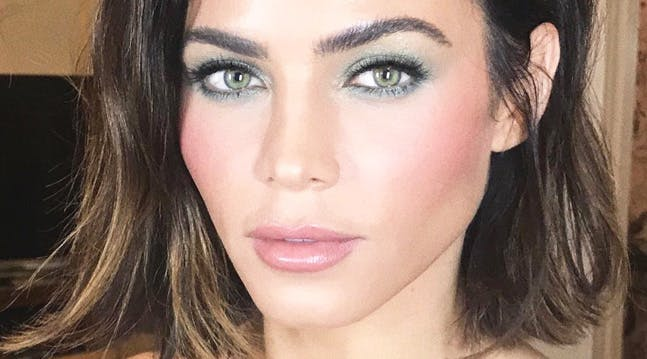 The Eye-Shadow Trend Youll See Everywhere This Fall