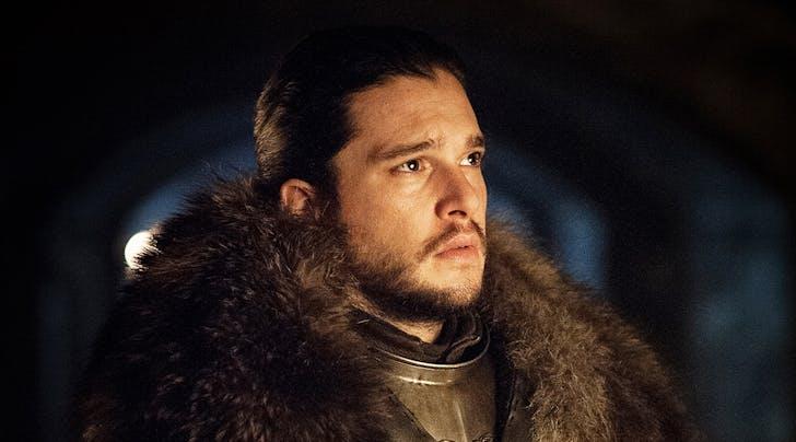 Kit Harington Reveals the Sweet Hidden Meaning Behind Jon Snows Hair