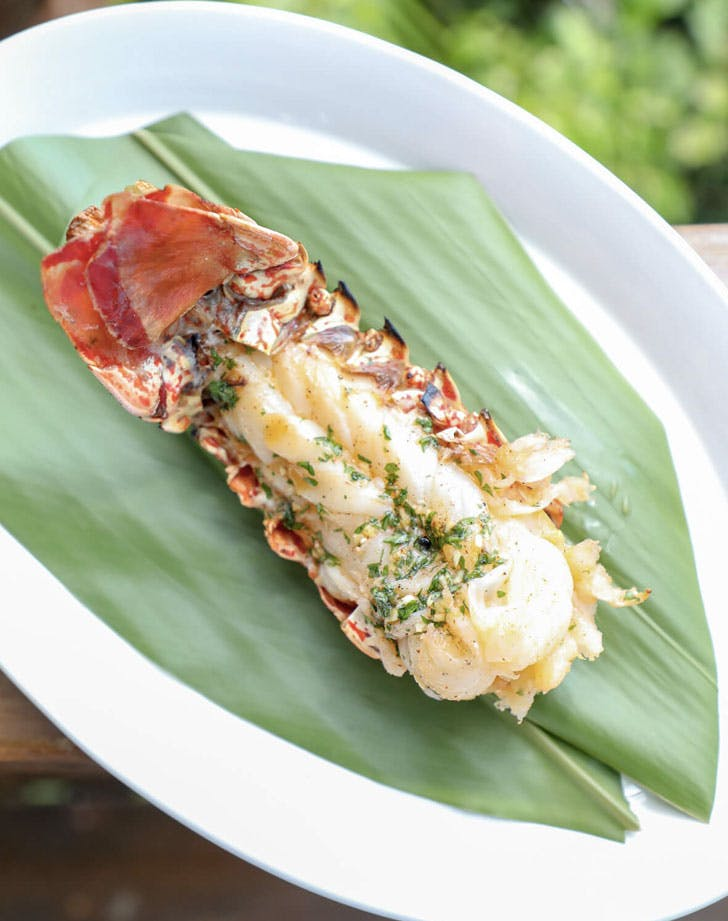 keto grilled lobster tails with creole butter recipe