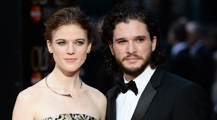 We All Deserve Someone to Talk About Us Like Kit Harington Talks About Rose Leslie