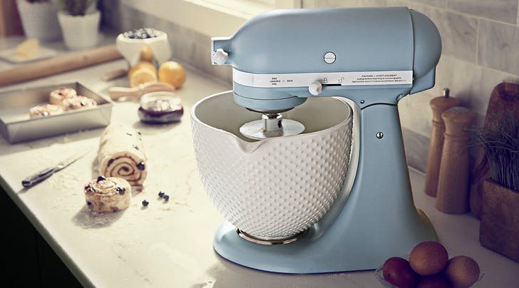 Kitchenaid Has A 100th Anniversary Stand Mixer Purewow