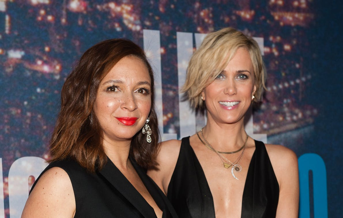 Ready to Partyyyyyyy? Kristen Wiig and Maya Rudolph Are Getting an Animated TV Show