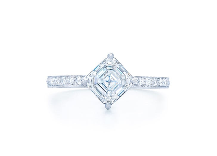 kwiat vintage engagement ring