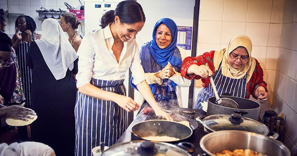 Meghan Markle's Charity Cookbook Is Selling Out Fast as Fans Scramble to Show Support