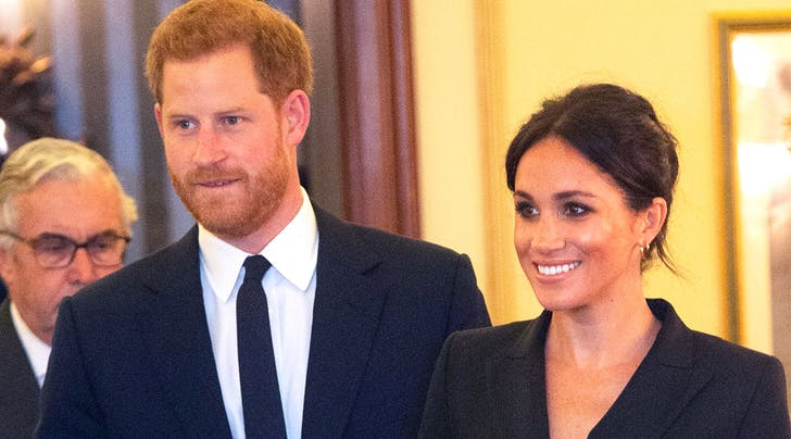 Prince Harry and Meghan Markles Royal Puppy Has a Name, and It Could Be a Reference to Their Next Trip