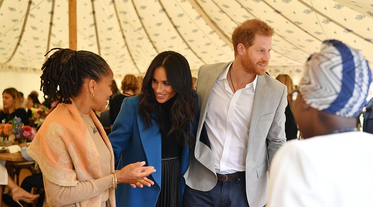 Meghan Markle Just Reunited with Her Mom at Kensington Palace (and Heres Why)