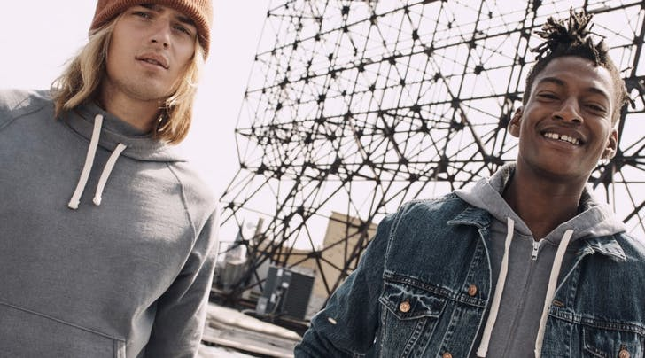 Dude, Madewell Just Launched Its First Mens Collection