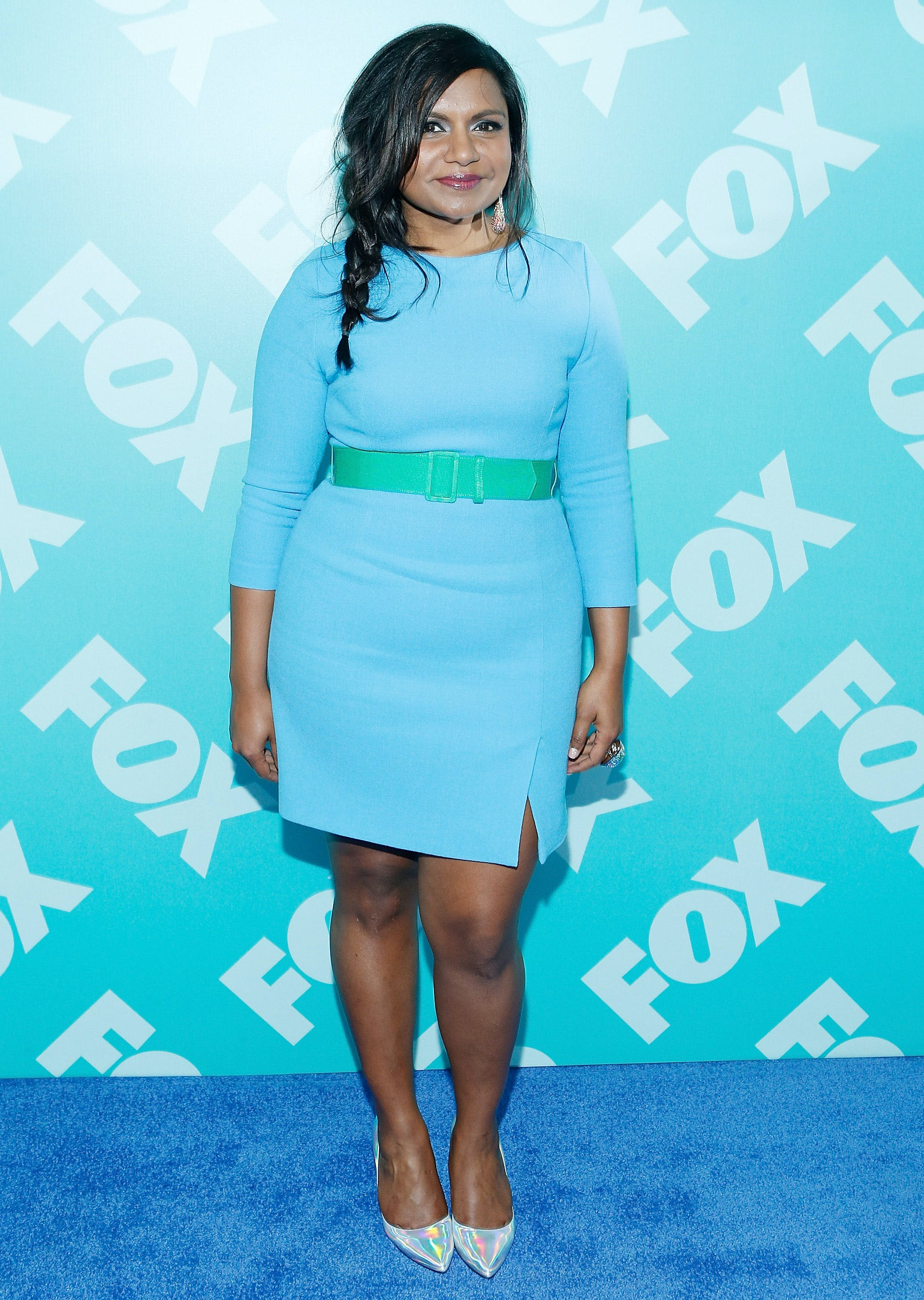 9 Mindy Kaling Outfits To Copy Asap Purewow