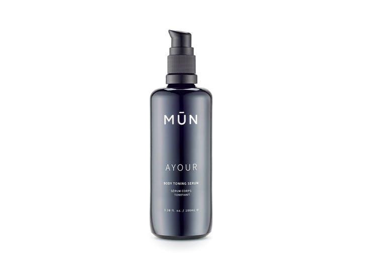 mun ayour body toning serum
