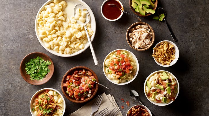 Say Cheese! Paneras New Customizable Mac-n-Cheese Bar Lets You Add Avocado, Bacon and More
