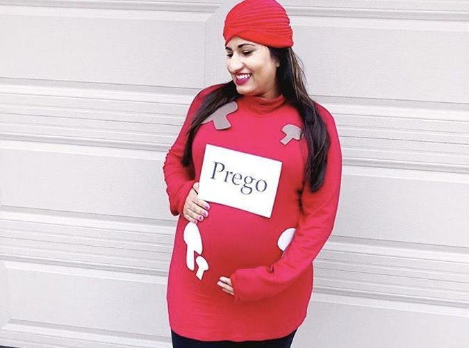 Pregnant Halloween Costumes: 10 Ideas To Try   PureWow