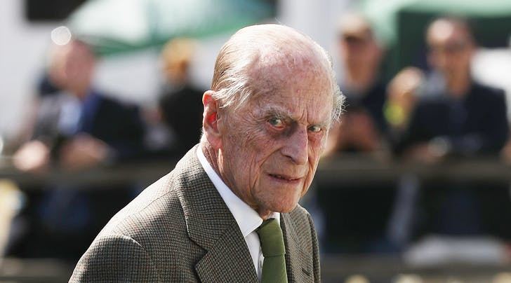 Prince Philip Accidentally Stumbled onto a Movie Set, and His Response Was Priceless