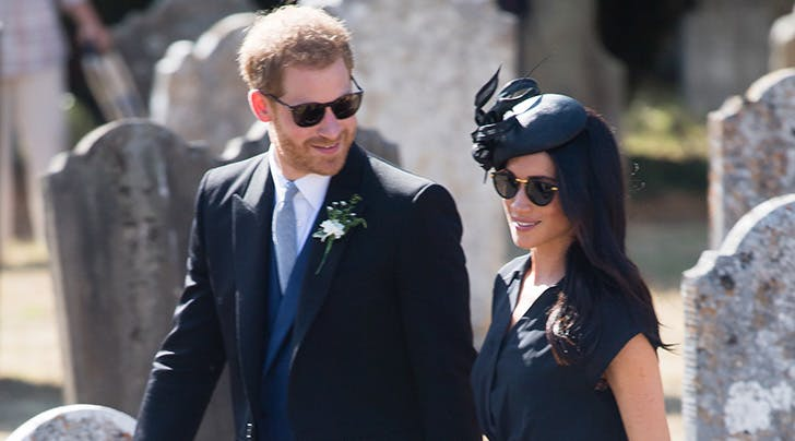 Awkward Alert: Prince Harry & Meghan Markle Wont Be Attending Prince Charless 70th Birthday Party