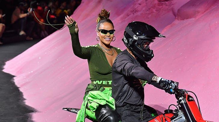 Heres How to Livestream Rihannas Savage x Fenty Fashion Show Tonight