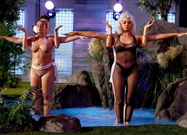 rihanna fenty show dance