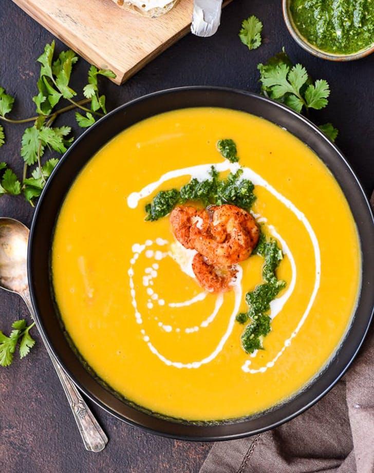 roasted butternut squash soup recipe1