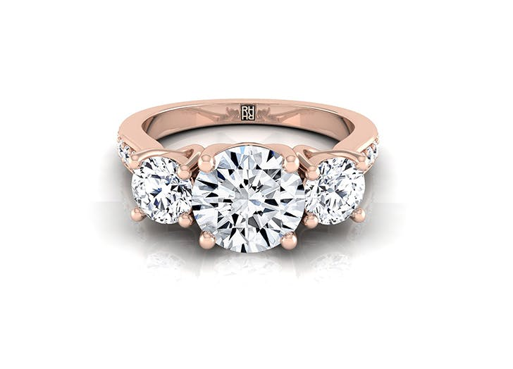 33a04a16e The Most Popular Engagement Ring Style by Region - PureWow