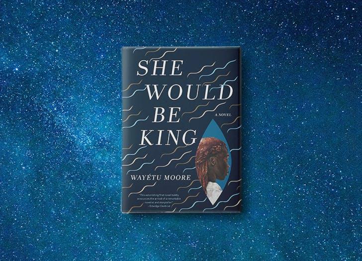 she would be king wayetu moore