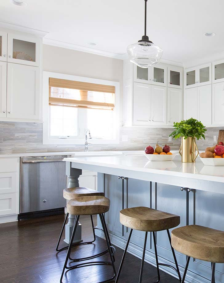 sky white kitchen cupboards
