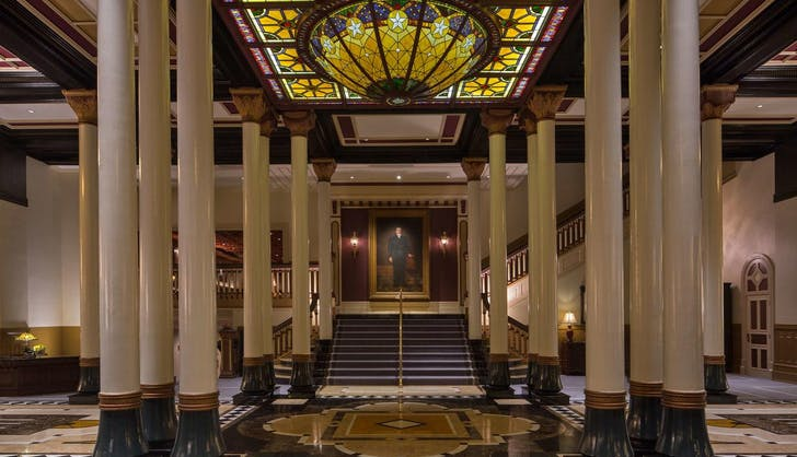 the driskill hotel in austin texas