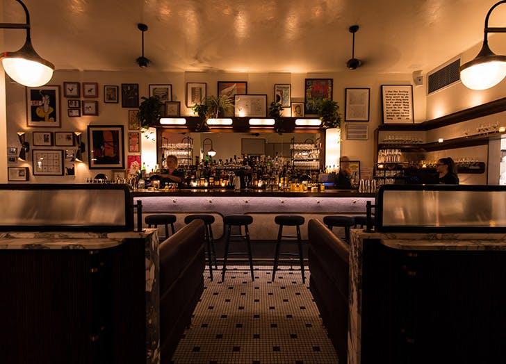 the loyal bar