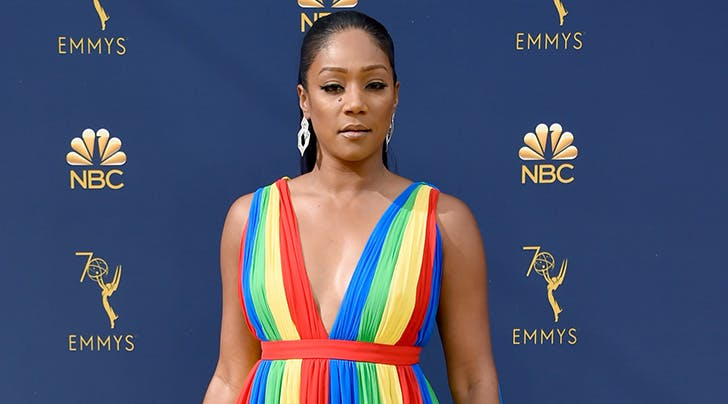 Tiffany Haddish Reveals That She Speaks Several (Yep) Different Languages at the Emmy Awards