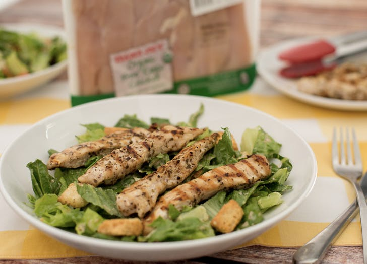 trader joes organic chicken breast strips