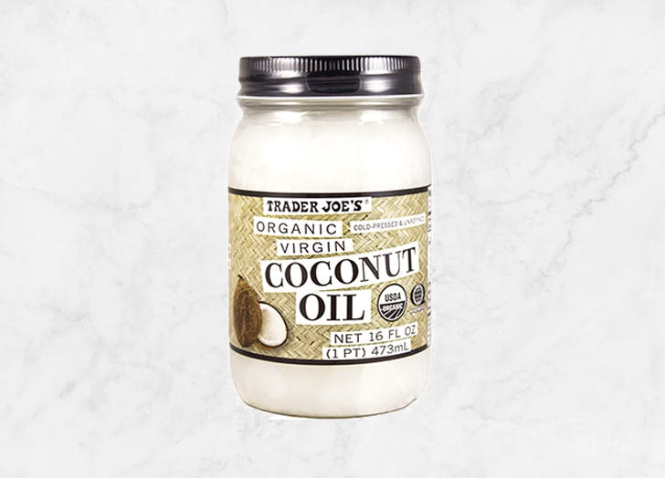 trader joes virgin coconut oil