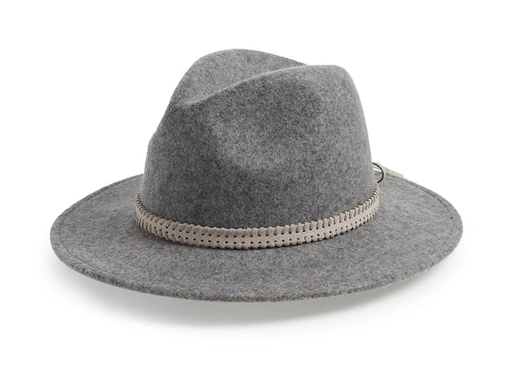 treasure and bond wool felt hat