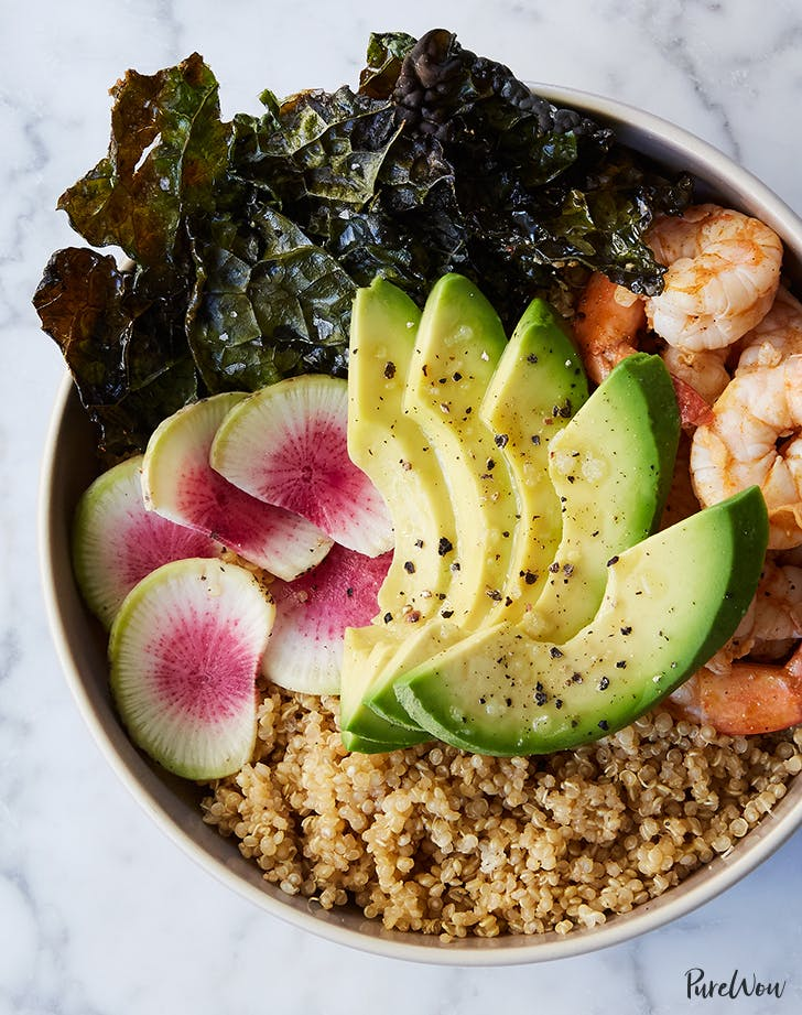 ultimate quinoa avocado bowl recipe