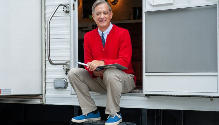 untitled mr rogers tom hanks project