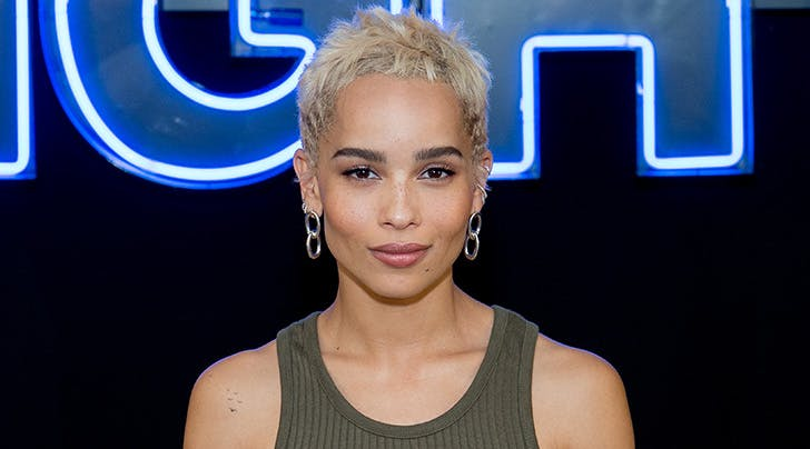 Zoë Kravitz Says Her Next Role Was Written for a Man