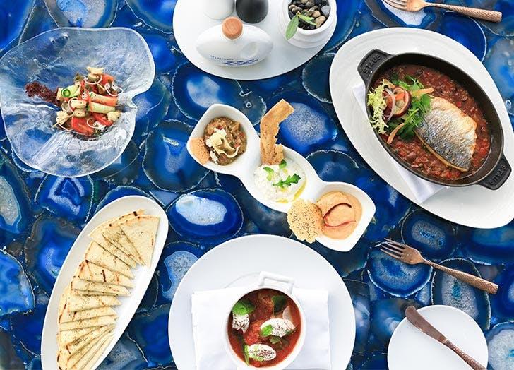 Atlantikos restaurant miami