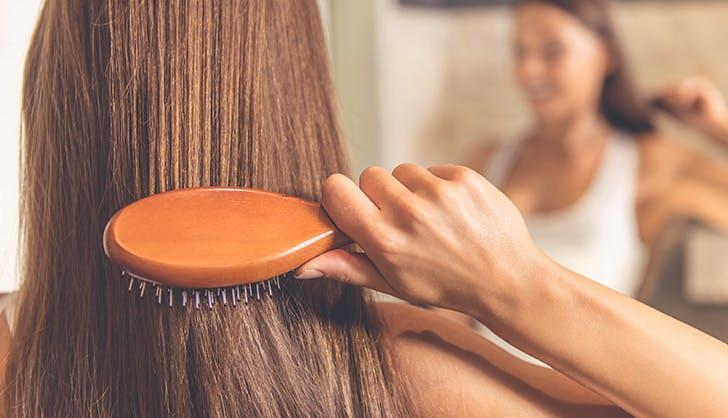 BRUSH HAIR