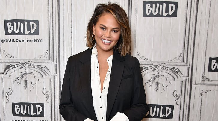 Children & Picky Eaters, Delight: Chrissy Teigen Is Working on a Kids' Cookbook