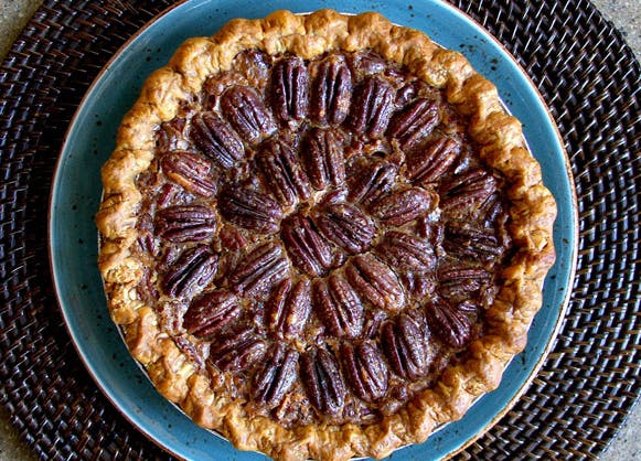 Friends and Family pecan pie