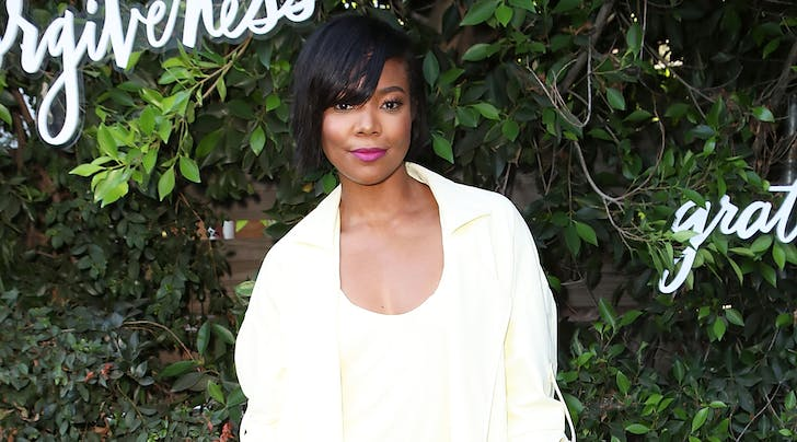 Gabrielle Union Wants Us to Channel Our Inner Beyoncé, One Sweatshirt at a Time