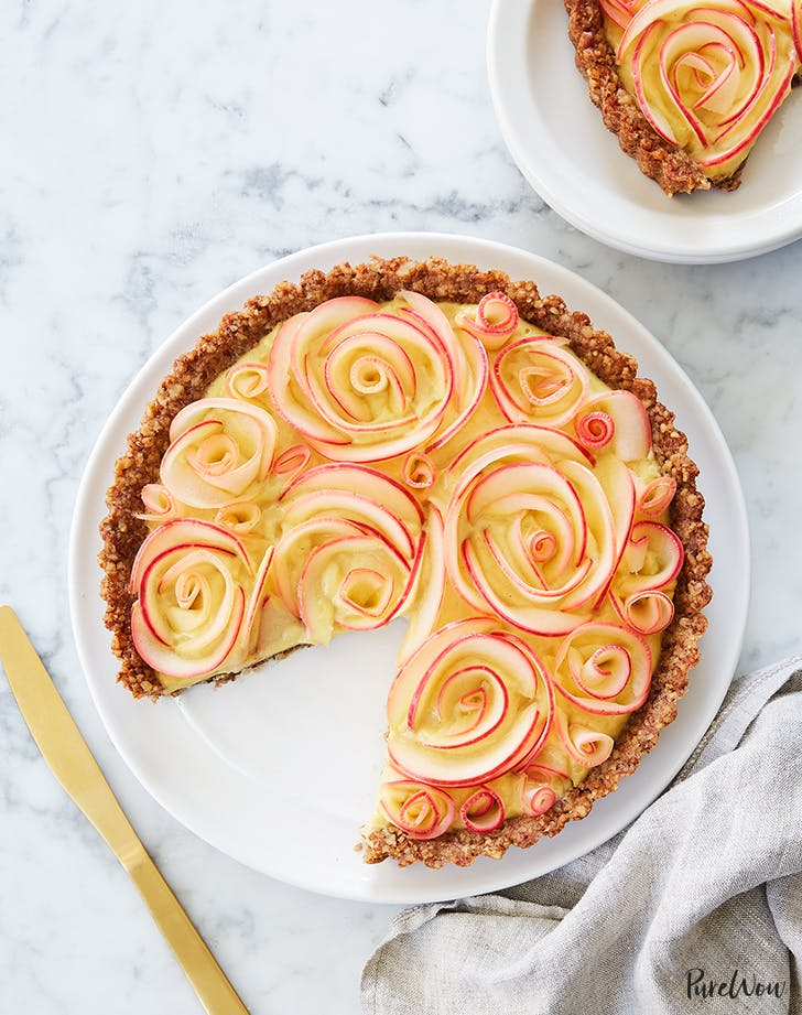 Gluten Free Apple Rose Tart recipe