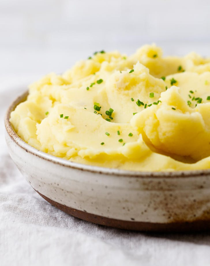 Instant Pot Vegan Mashed Potatoes recipe