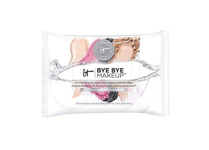 It Cosmetics Bye Bye Makeup Micellar Wipes