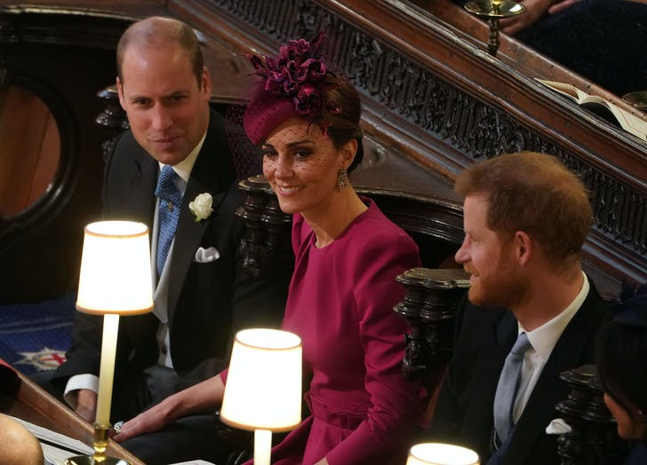 Kate Middleton hand on Prince William s thigh
