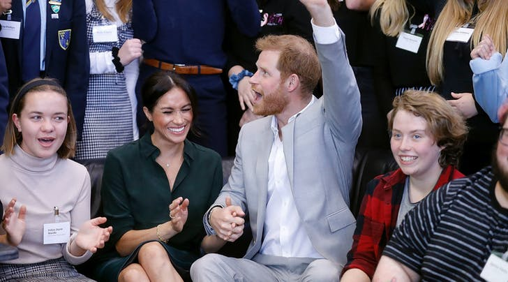 Oh, the Places They'll Go: Prince Harry & Meghan Markles Royal Tour Itinerary Is Here